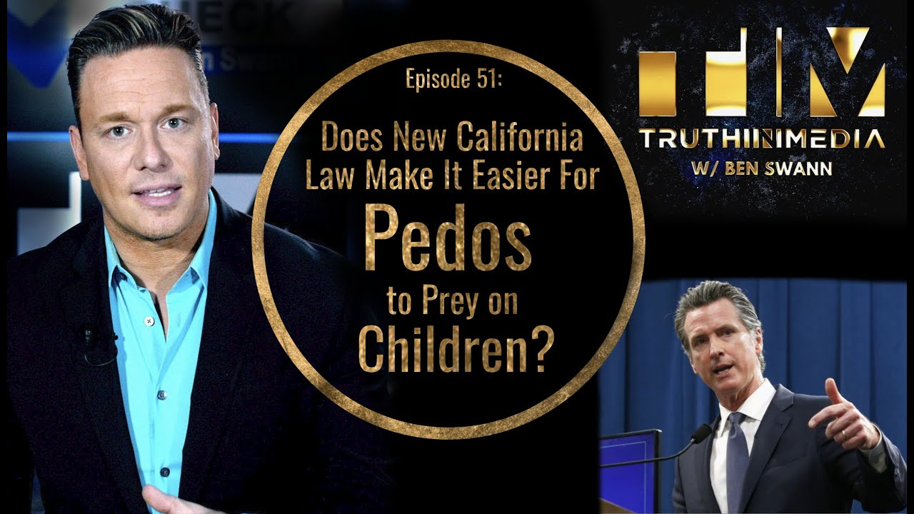 Does New California Law Make It Easier For Pedos to Prey on Children?