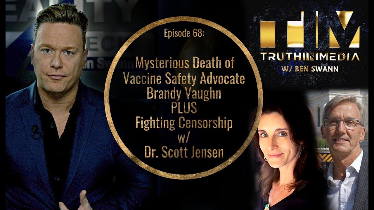 Mysterious Death of Vaccine Safety Advocate Brandy Vaughn