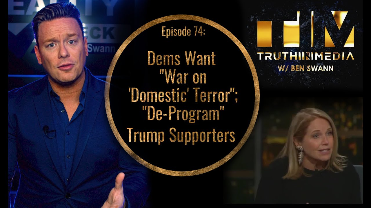 Dems Want A War on Domestic Terror