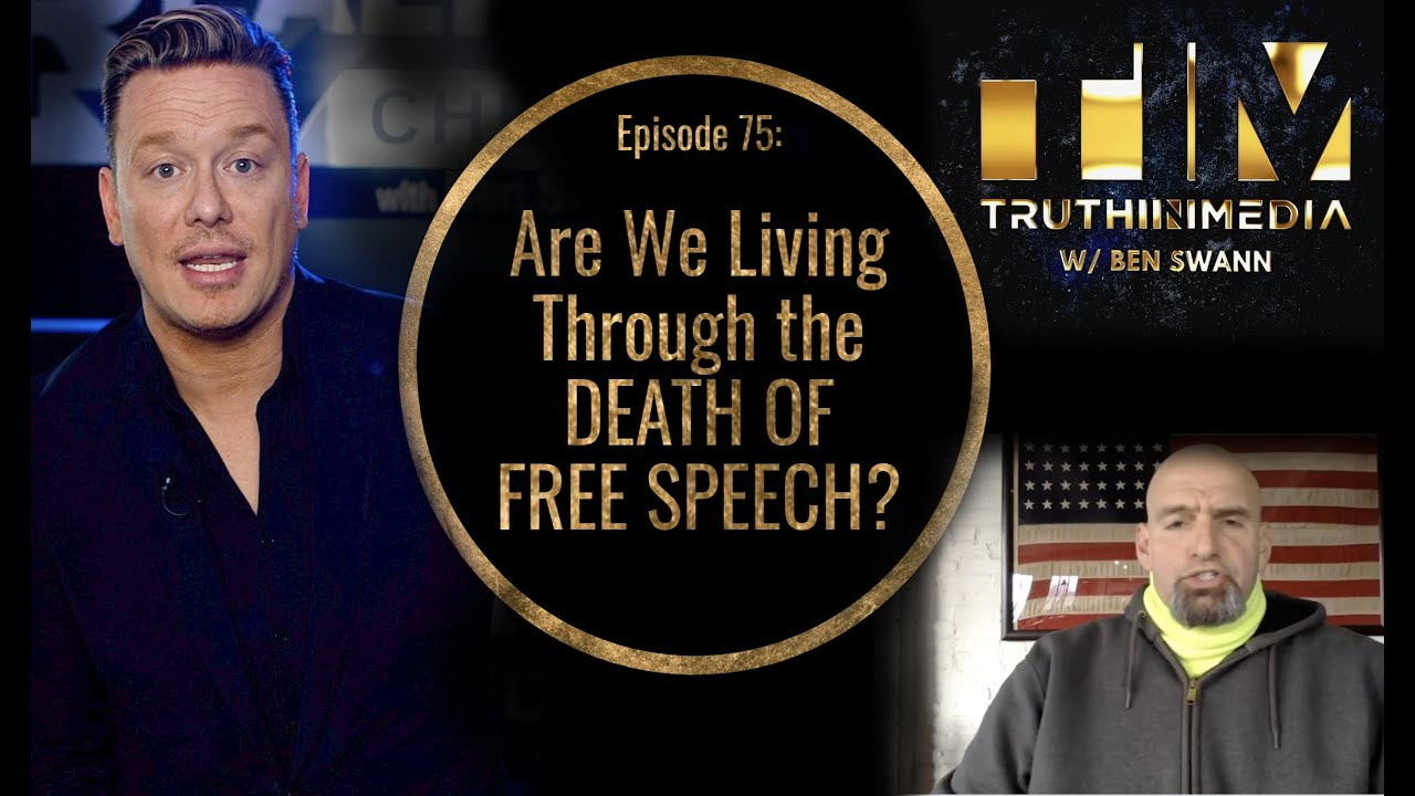 Are We Watching the DEATH OF FREE SPEECH?