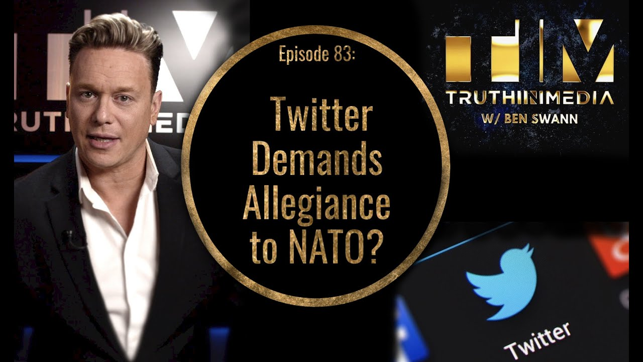 Twitter Demands Allegiance to NATO?