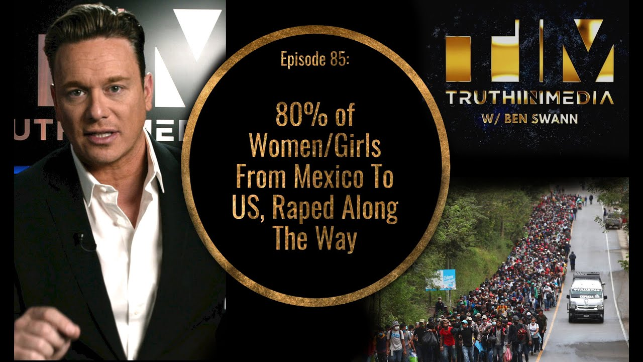 Report: 80% of Women /Girls From Mexico To US, Raped Along The Way