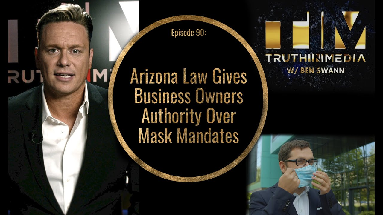 Arizona Law Gives Business Owners Authority Over Mask Mandates