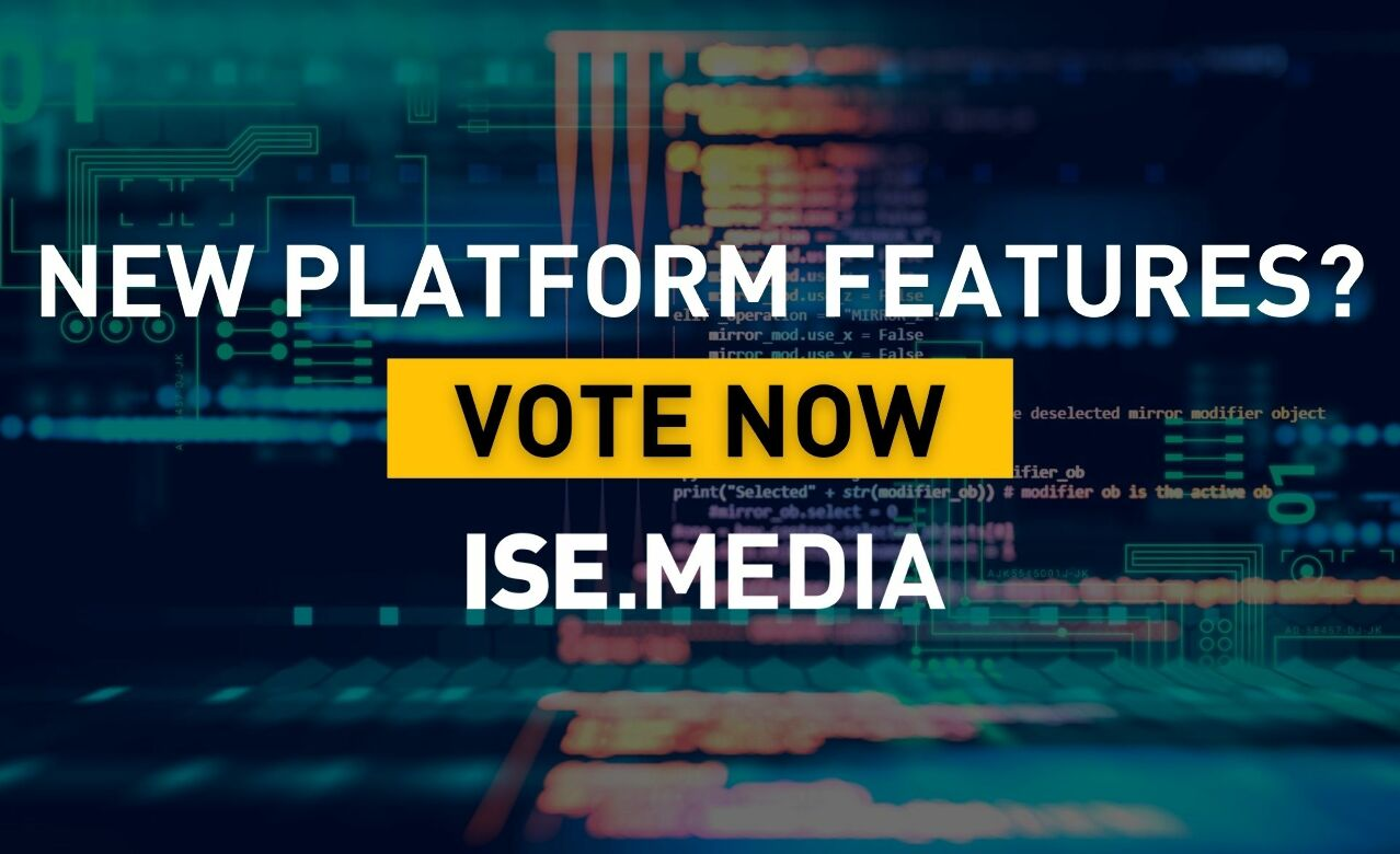 What Features Would You Like to See on ISE?